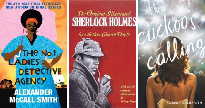 16 Beloved Detectives to Add to Your Reading Capers