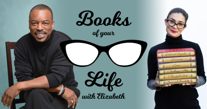 Goodreads Podcast: Elizabeth Chats with LeVar Burton