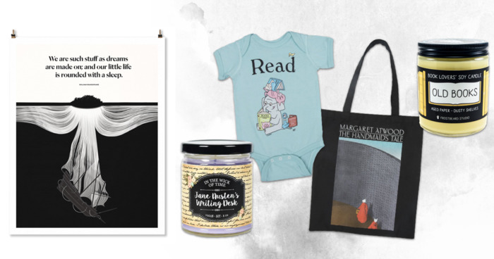 Literary-Inspired Gifts for the Most Avid Bookworms