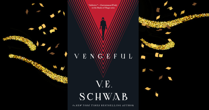 V.E. Schwab Gets First Goodreads Choice Award for 'Vengeful'