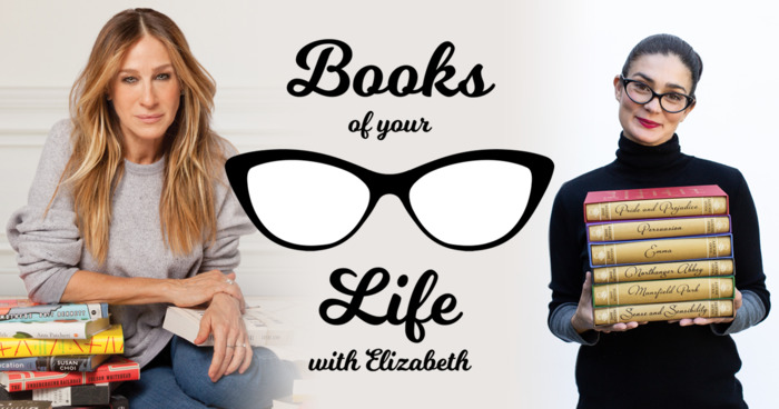 Goodreads Podcast: Elizabeth Chats with Sarah Jessica Parker