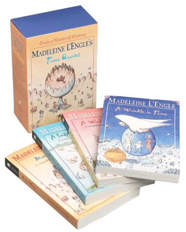 The Time Quartet Box Set by Madeleine L'Engle