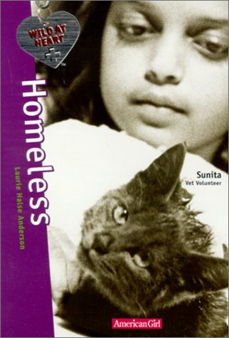 Homeless by Laurie Halse Anderson