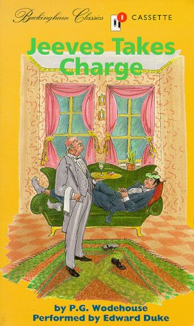 Jeeves Takes Charge by P.G. Wodehouse