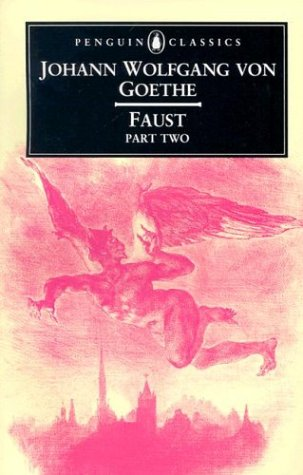 Faust, Part Two by Johann Wolfgang von Goethe