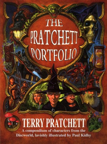 The Pratchett Portfolio by Terry Pratchett