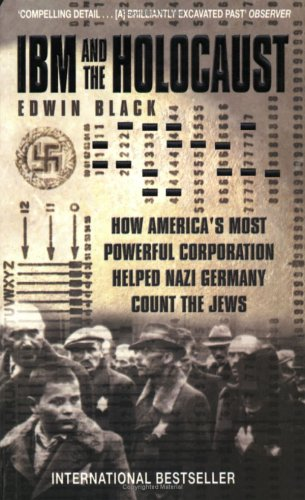 IBM and the Holocaust by Edwin Black