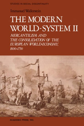 The Modern World-System II by Immanuel Wallerstein