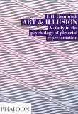 Art and Illusion by E.H. Gombrich