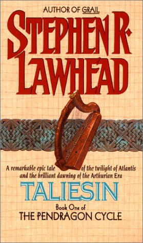 Taliesin by Stephen R. Lawhead