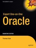 Expert Oracle, Signature Edition Programming Techniques and Solutions for Oracle 7.3 Through 8.1.7