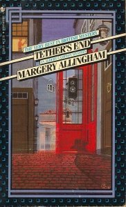 Tether's End by Margery Allingham