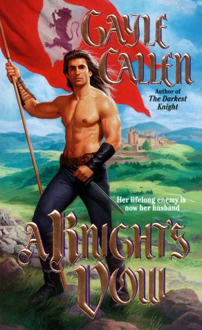 A Knight's Vow by Gayle Callen