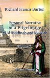 Personal Narrative of a Pilgrimage to Al Madinah And Meccah: Volume 2