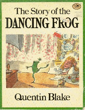 The Story Of The Dancing Frog (Dragonfly Books)