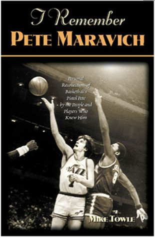 pete maravich essay Mark kriegel is an american author the life of pete maravich he now does essay pieces for the network's total access show and sunday features for game day.