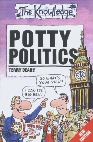 Potty Politics by Terry Deary