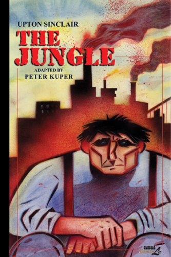 The Jungle by Peter Kuper