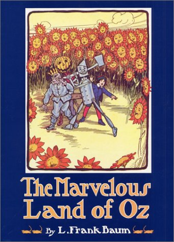 The Marvelous Land of Oz (Books of Wonder) by L. Frank Baum