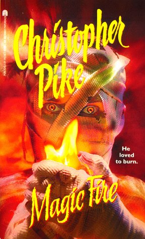 Magic Fire by Christopher Pike