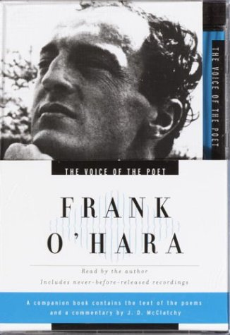Voice of the Poet: Frank O'Hara (Voice of the Poet)