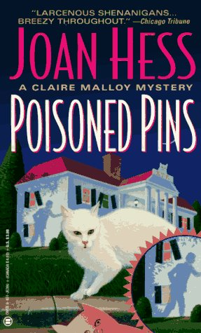 Poisoned Pins (Claire Malloy, #8)
