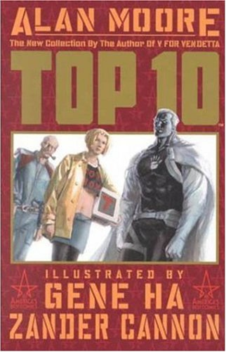 Top 10 Book 1 by Alan Moore