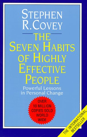 7 HABIT EFFECTIVE HIGHLY OF PEOPLE