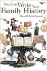 You Can Write Your Family History by Sharon Debartolo Carmack