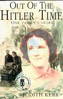 Out of the Hitler Time by Judith Kerr