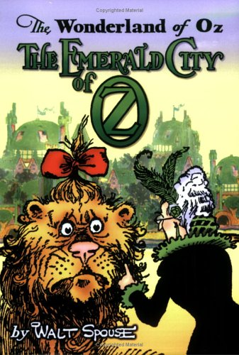 The Emerald City of Oz (Book 3)