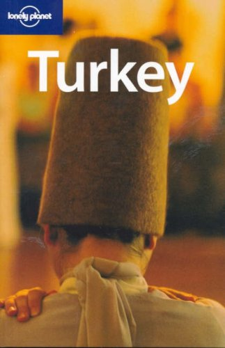 Turkey by Lonely Planet