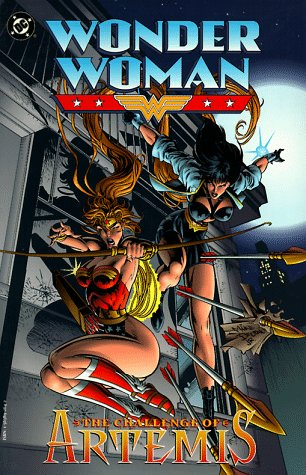 Wonder Woman by William Messner-Loebs