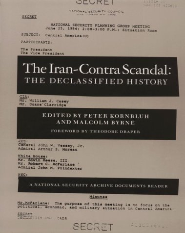 an analysis of the iran contra scandal Iran-contra affair is a political scandal that took place in 1980s when the national security council was involved in weapon transactions and other illegal activities prohibited by the us congress, and thus violating the government's public policy.