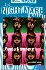 Camp Nowhere (The Nightmare Room, #9)