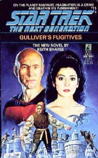 Gulliver's Fugitives by Keith Sharee