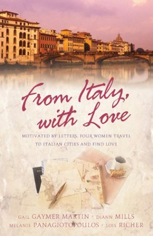 From Italy with Love by Gail Gaymer Martin