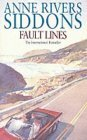 Fault Lines by Anne Rivers Siddons