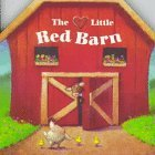 The Little Red Barn (Cuddle Cottage Board Books)