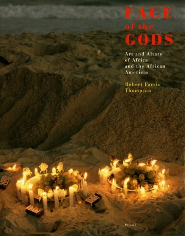 Face of the Gods by Robert Farris Thompson