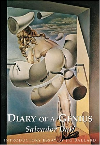 Diary of a Genius by Salvador Dalí