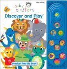 Discover and Play: Pop Up Song Book (Baby Einstein)