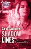Shadow Lines (The Madonna Key #4)