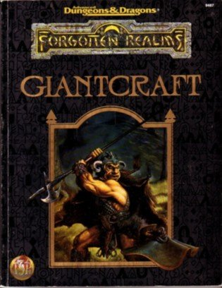 Giantcraft: Forgotten Realms Accessory
