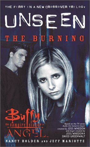 The Burning by Jeffrey J. Mariotte
