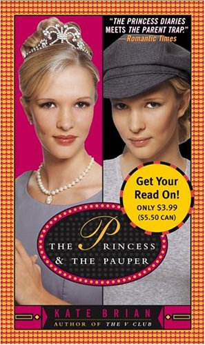 The Princess & the Pauper by Kate Brian