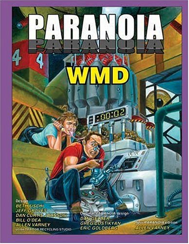 Paranoia WMD by Traitor Recycling Studio