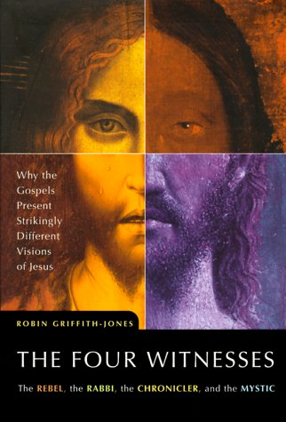 The Four Witnesses  by Robin Griffith-Jones