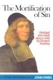 The Mortification of Sin by John Owen