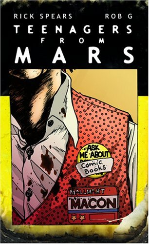 Teenagers from Mars by Rick Spears